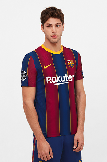 UEFA CL Match Home Kit 20/21