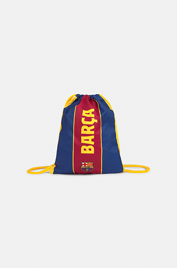 20/21 FC Barcelona home kit gym sack