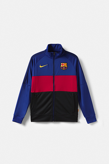 FC Barcelona La Liga Pre-match Jacket - 20/21 - Junior