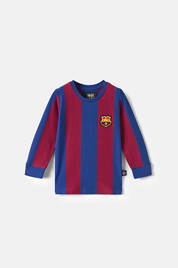 "FC Barcelona ""My First Football Shirt"" Shirt – Baby"