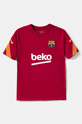 20/21 FC Barcelona training shirt - Junior