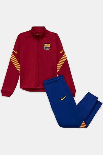 Little Kids' FC Barcelona Tracksuit