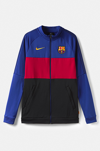FC Barcelona Pre-match Jacket 20/21 for Woman