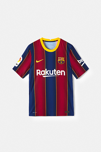 20/21 La Liga Match Shirt – Junior