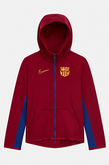 20/21 FC Barcelona jacket - Junior