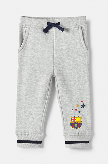 FC Barcelona pants with crest – Junior