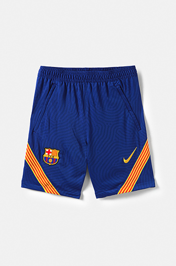 Kids' FC Barcelona 20/21 Trainning Shorts