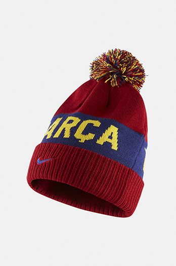 FC Barcelona knitted cap 20/21