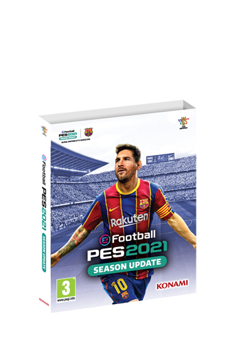 eFootball PES 2021 for PS4 – FC Barcelona Cover