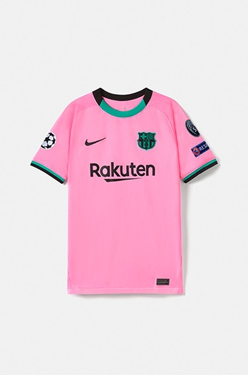 UEFA CL camiseta EXCLUSIVA Third 20/21 - Junior