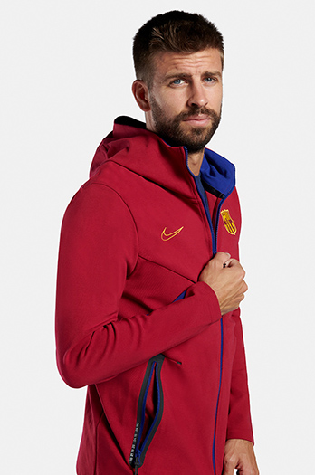 20/21 FC Barcelona Player's jacket