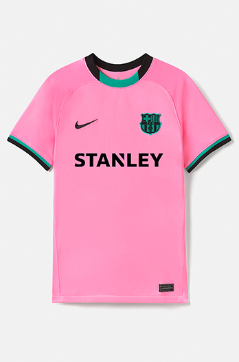 20/21 Feminine's Third Kit Football Shirt